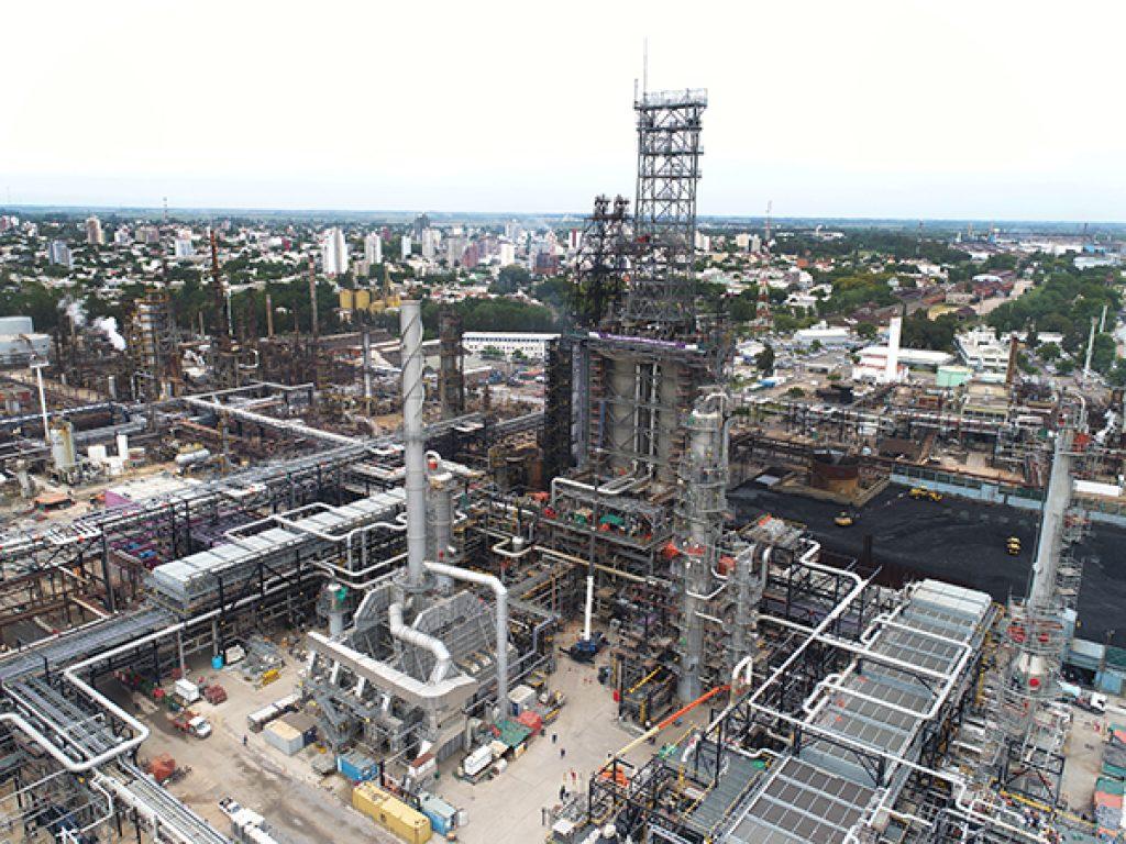 Axion finaliza en junio la ampliación de su refinería en Campana ...